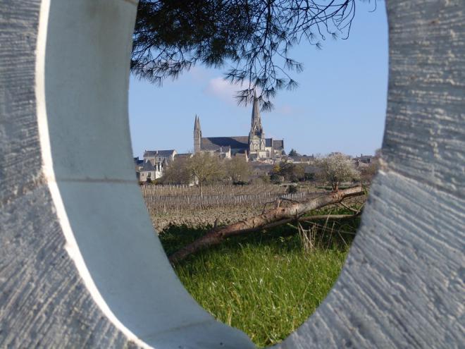 Le Puy_vue du village ©Commune du Puy-Notre-Dame
