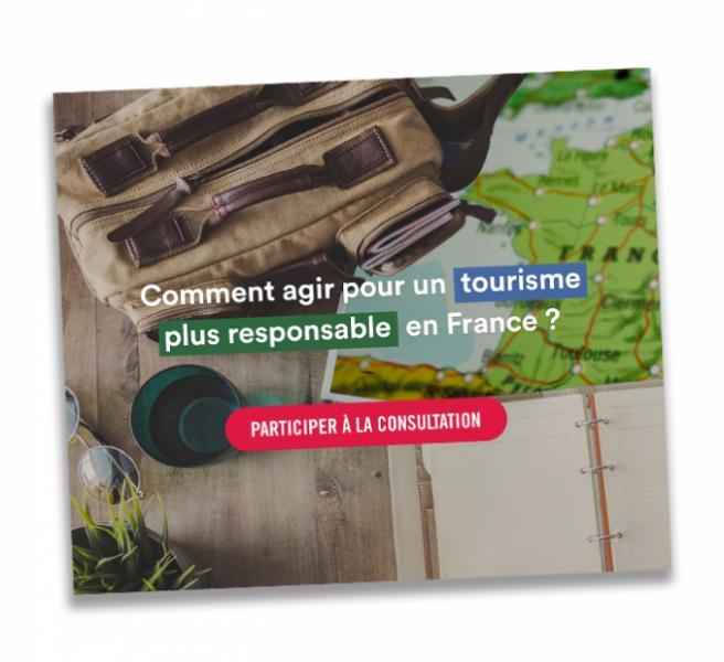 Consultation citoyenne tourisme durable