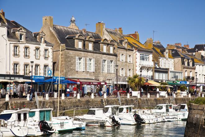 vue principale port_Le Croisic_© J.-P. Berlose