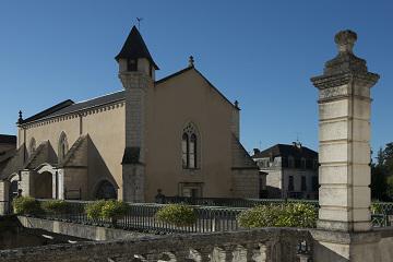 Eglise Notre Dame - crédit photo : Pascal Baudry - PCCNA