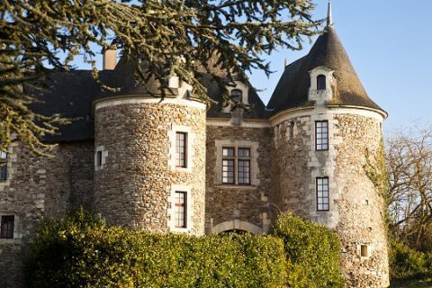 Blaison-Gohier_château <sup>©</sup>J.-P. Berlose