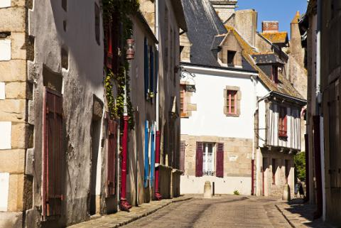 Le Croisic_ruelle 1_© J.-P. Berlose