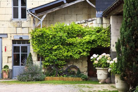Le Puy_cour intérieure <sup>©</sup>J.-P. Berlose
