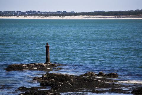 Le Croisic_Vue sur mer <sup>©</sup>J.-P. Berlose