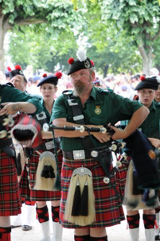Fêtes franco-écossaises - crédit photo : AD2T