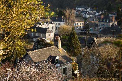 Chailland_Vue panoramique <sup>©</sup> J.-P. Berlose