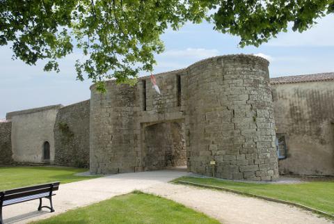 Apremont_Entrée du château_©Commune d'Apremont