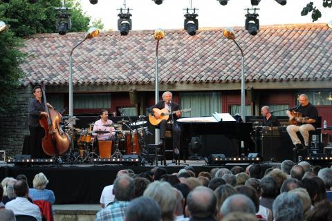 Foussais-Payré_Nuits musicales <sup>©</sup>Commune de Foussais-Payré