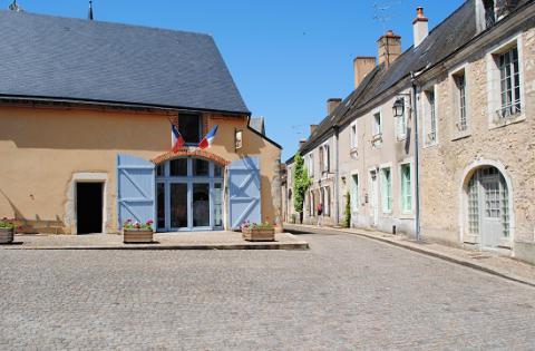 Parcé_centre-ville <sup>©</sup> PCC Pays de Loire/ D.Bazille