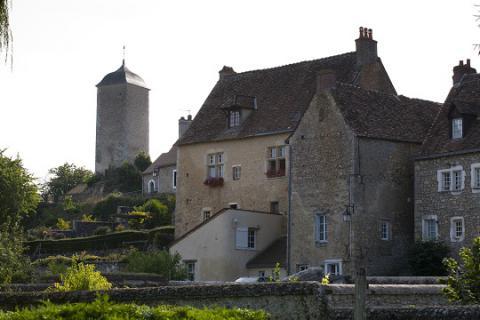 Parcé_habitations <sup>©</sup> J.-P. Berlose