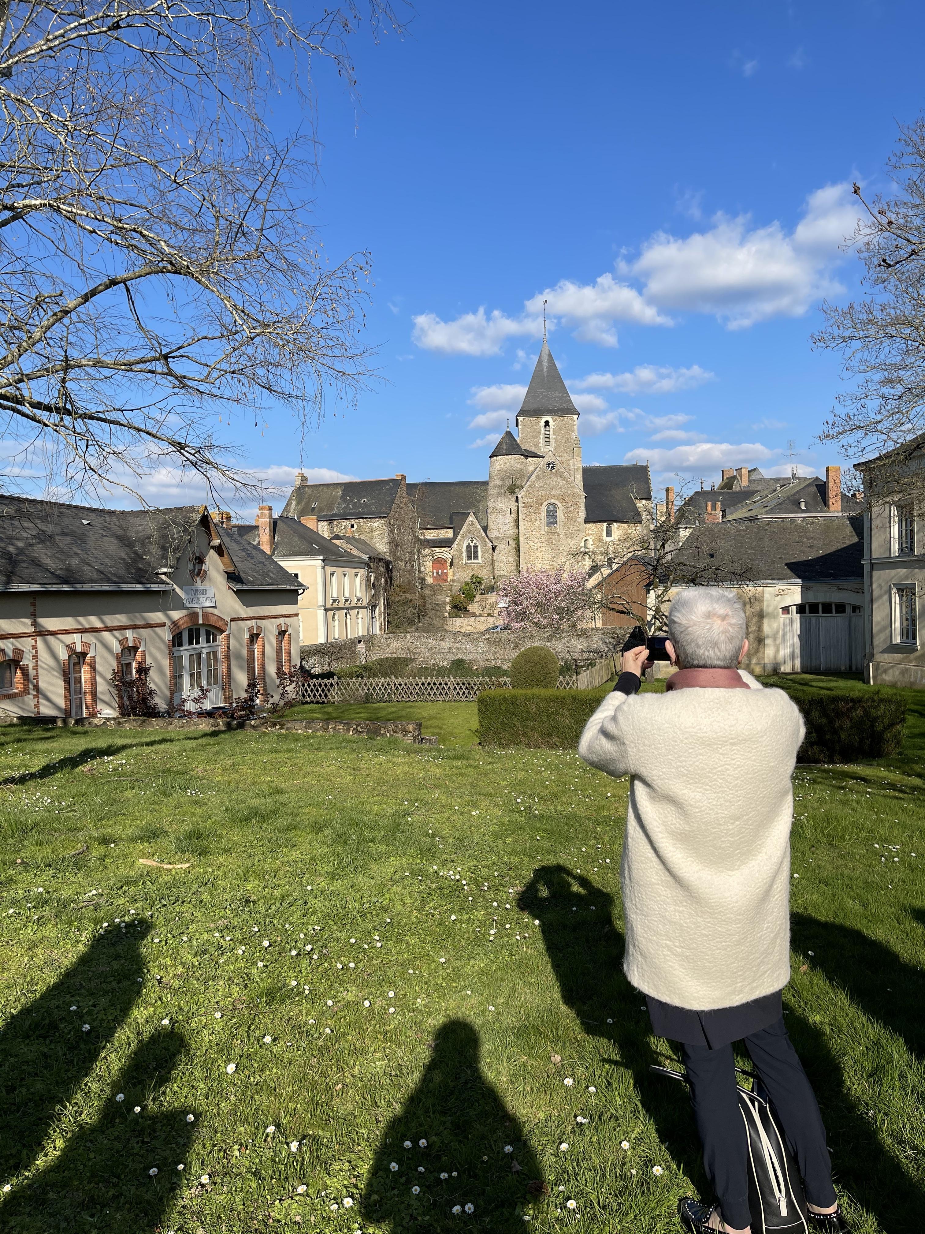 Françoise Gatel en Pays de la Loire